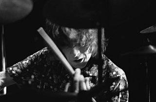B. J. Wilson English drummer