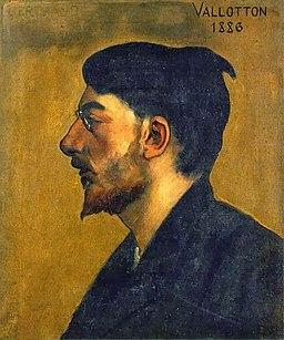 BERNARD Emile,1886 - Vallotton