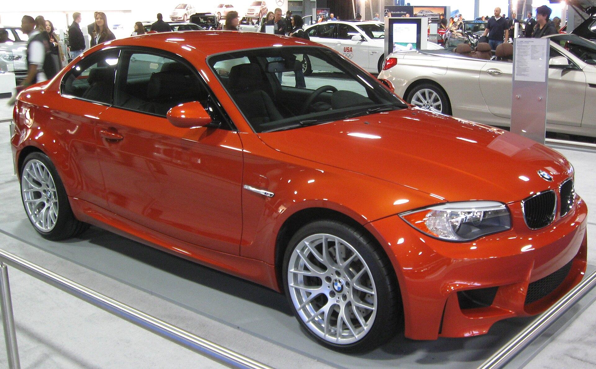 Bmw 1m Coupe Wikipedija