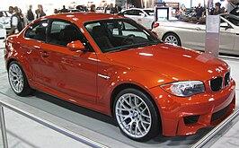 BMW 1-serie M Coupé - Wikipedia