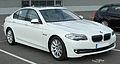 BMW 530d (F10) front 20100821.jpg