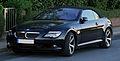 BMW 650i Cabriolet (E64, Facelift) – Frontansicht, 2. Juni 2011, Mettmann.jpg