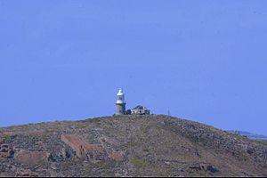 Breaksea Island (Western Australia) Lighthouse - Breaksea Island Lighthouse