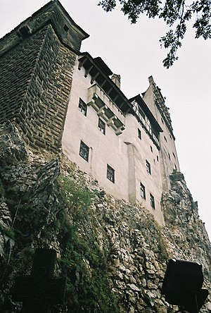 Count of the Székelys - Törcsvár (now Bran Castle in Romania), a fortress held outside Székely Land by the counts