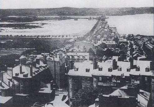 BackBay pre1858 Boston