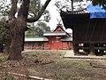 Back gate of Hongu Area of Sumiyoshi Grand Shrine.jpg