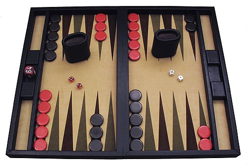 backgammon pravila