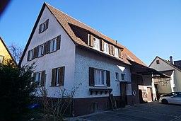 Backhausgasse in Hildrizhausen