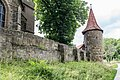Bad Rodach, Stadtbefestigung, nördöstlicher Turm 20170729 002.jpg