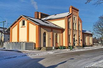 Sarstedt - Train station
