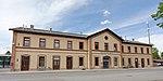 Mistelbach reception building