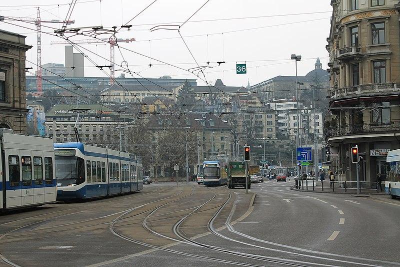 1 dia em Zurique