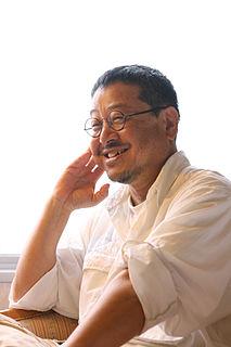 Baku Yumemakura Japanese science fiction and adventure writer
