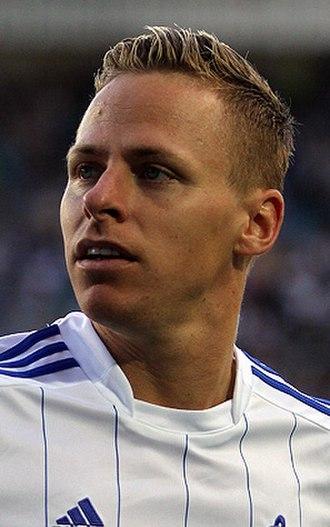 Balázs Dzsudzsák - Dzsudzsák with Dynamo Moscow in 2012
