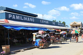 Balatan, Camarines Sur - Balatan Public Market
