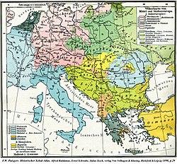 Histoire des groupes ethniques et culturels en France