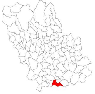 Balta Doamnei Commune in Prahova, Romania