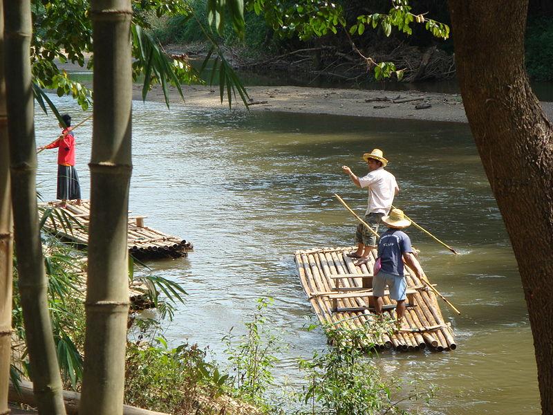 File:Bamboo raft.jpg