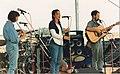 Bandecoute, Australian folk group, Longford 1995 (2).jpg
