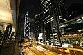 Bank Of China Tower Night, Hong Kong - panoramio.jpg