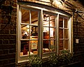 Bar window of Black Horse Inn, Nuthurst, West Sussex.jpg