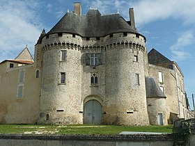 Image illustrative de l'article Château de Barbezieux