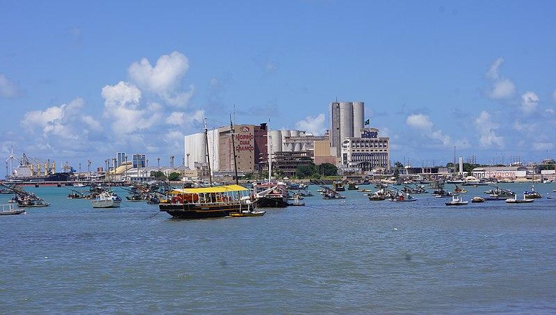 Pontos de visita em Fortaleza