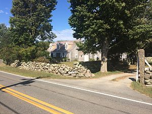 National Register of Historic Places listings in Dukes County, Massachusetts - Image: Barnhouse 1