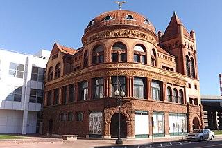 George W. Longstaff 19th century American architect