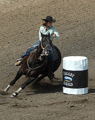 Rodeo - Barrel racing