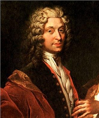 Bartolomeo Altomonte - Self-portrait, Oil on canvas