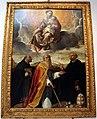 Bartolomeo cesi, madonna in gloria e santi, 1594-95 ca., da s. omobono, 01.jpg