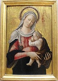 Bartolomeo vivarini, madonna del latte, 1450-55 ca..JPG