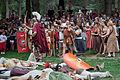 Batalla entre castrexos e romanos (6079218841).jpg