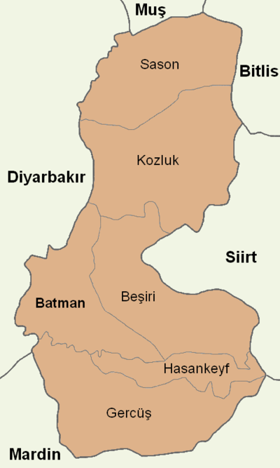 Batman location districts.png