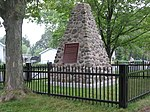 Battle of Cook's Mills monument.jpg