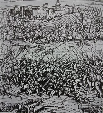 1510s - April 11, 1512: Battle of Ravenna