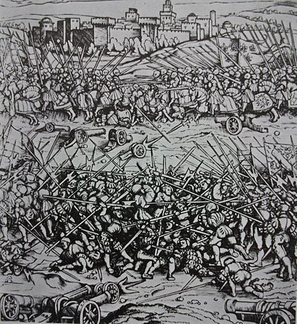 Battle of Ravenna Battle of Ravenna (1512).JPG