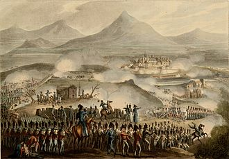 Battle of Toulouse (1814) - Image: Battle of Toulouse April 10th 1814 Fonds Ancely B315556101 A HEATH 015