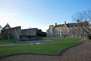 Battle Abbey - Wikipedia