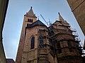 Bazilika Svatého Jiří, Pražský Hrad, Hradčany, Praha, Hlavní Město Praha, Česká Republika (48791895326).jpg