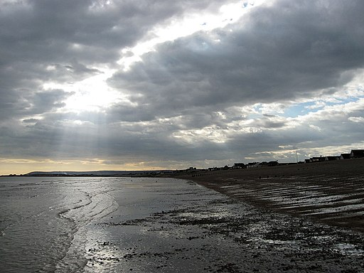 Beach, Pevensey Bay - geograph.org.uk - 1757851