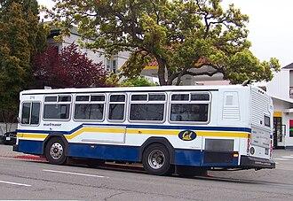 Bear Transit - Image: Bear Transit Bus