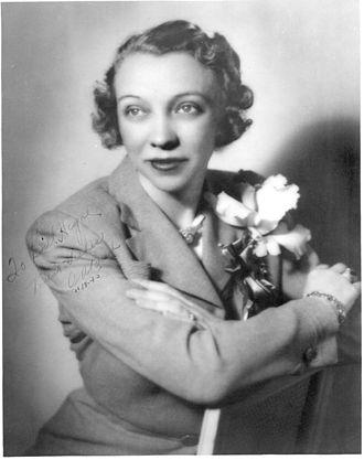 Olive Ann Beech - Ann Beech circa 1940