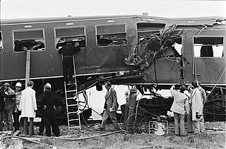 Winsum train disaster