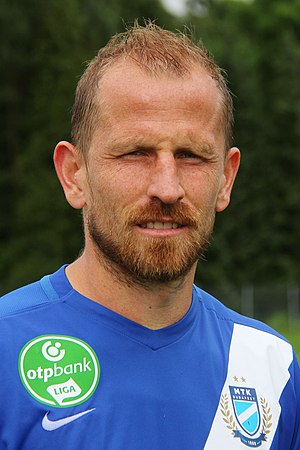 Sándor Torghelle - Torghelle with MTK Budapest in 2016