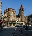 Belfry and Place d'Armes in Belves 01.jpg