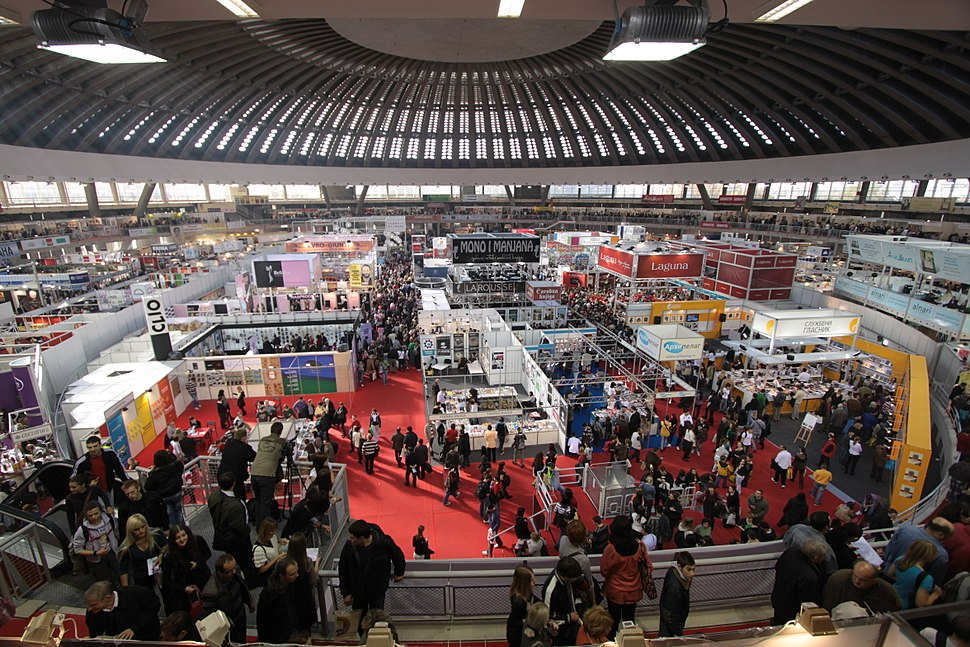 Belgrade Book Fair 2