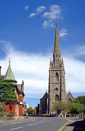 Stapleton, Bristol - Image: Bell Hill Stapleton