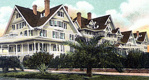 Pinellas County, Florida - The Belleview Biltmore hotel built by Henry Plant